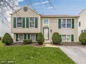 Photo of 2158 COLLINGWOOD LN, FREDERICK, MD 21702 (MLS # FR10057917)