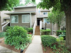 Photo of 9415 HICKORY LIMB #103, COLUMBIA, MD 21045 (MLS # HW9969919)