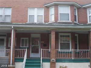 Photo of 326 MARYLAND AVE, WESTERNPORT, MD 21562 (MLS # AL10279920)