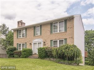 Photo of 9219 HARVEST RUSH RD, OWINGS MILLS, MD 21117 (MLS # BC10323920)