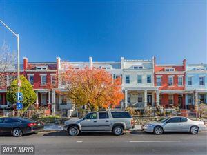 Photo of 2811 NORTH CAPITOL ST NE, WASHINGTON, DC 20002 (MLS # DC10105920)