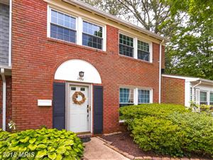 Photo of 1734 WOODRIDGE CT, CROFTON, MD 21114 (MLS # AA10209921)
