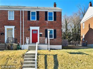 Photo of 168 CHERRYDELL RD, CATONSVILLE, MD 21228 (MLS # BC10143921)