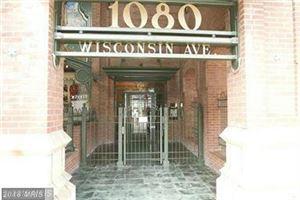 Photo of 1080 WISCONSIN AVE NW #401-W, WASHINGTON, DC 20007 (MLS # DC10268921)