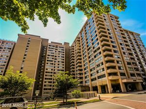 Photo of 4515 WILLARD AVE #820S, CHEVY CHASE, MD 20815 (MLS # MC10185922)