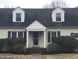 Photo of 202 WILLIS AVE, EASTON, MD 21601 (MLS # TA10156923)