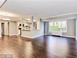 Photo of 4800 CHEVY CHASE DR #106, CHEVY CHASE, MD 20815 (MLS # MC10104929)
