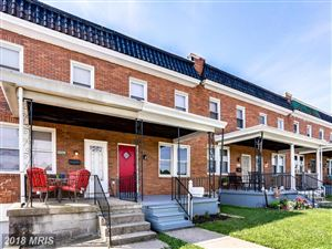 Photo of 3711 WILKENS AVE, BALTIMORE, MD 21229 (MLS # BA10275931)