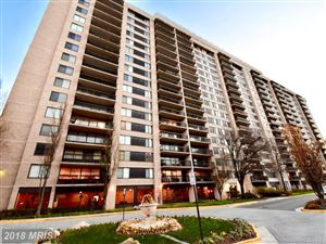 Photo of 3713 GEORGE MASON DR #106W, FALLS CHURCH, VA 22041 (MLS # FX10116931)