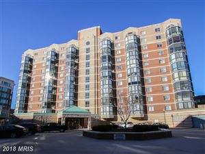 Photo of 24 COURTHOUSE SQ #612, ROCKVILLE, MD 20850 (MLS # MC10140931)