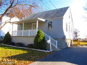 Photo of 7831 WESTMORELAND AVE, PARKVILLE, MD 21234 (MLS # BC10114932)