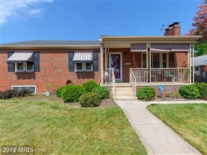 Photo for 1209 STALEY AVE, FREDERICK, MD 21701 (MLS # FR10232934)
