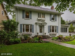 Photo of 11 HESKETH ST, CHEVY CHASE, MD 20815 (MLS # MC10243934)