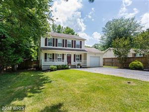 Photo of 3587 LOCH HAVEN DR, EDGEWATER, MD 21037 (MLS # AA10285935)