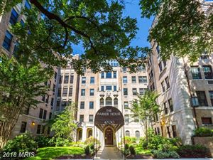 Photo of 4700 CONNECTICUT AVE NW #500, WASHINGTON, DC 20008 (MLS # DC10132936)