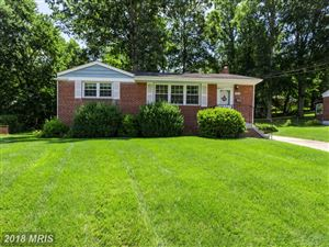 Photo of 3813 TEDRICH BLVD, FAIRFAX, VA 22031 (MLS # FC10284936)