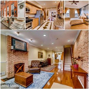 Photo of 222 MILTON AVE N, BALTIMORE, MD 21224 (MLS # BA10159939)