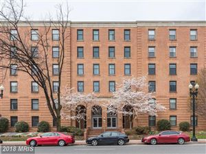 Photo of 2828 WISCONSIN AVE NW #308, WASHINGTON, DC 20007 (MLS # DC10203939)