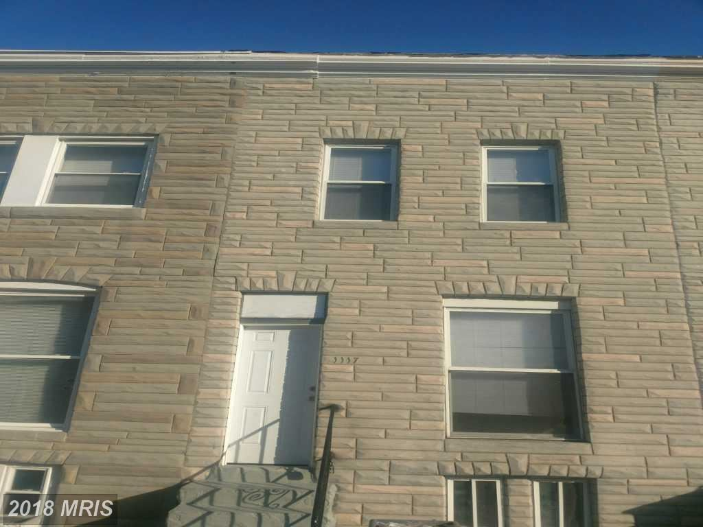 Photo for 1117 MCKEAN AVE, BALTIMORE, MD 21217 (MLS # BA10120940)