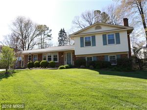Photo of 1702 PALM SPRINGS DR, VIENNA, VA 22182 (MLS # FX10216941)