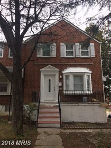 Photo of 1732 BELVEDERE AVE, BALTIMORE, MD 21239 (MLS # BA10300942)