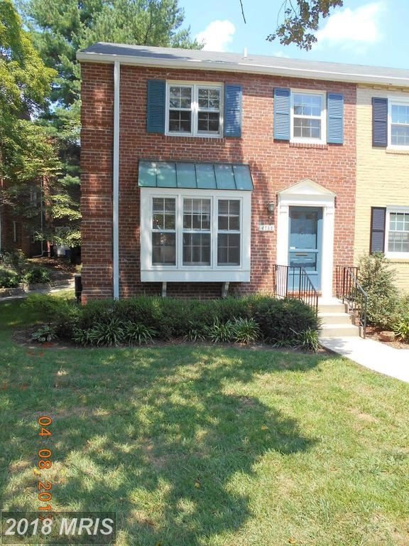 Photo for 6732 KENWOOD FOREST LN #17, CHEVY CHASE, MD 20815 (MLS # MC10025944)