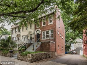 Photo of 2769 WOODLEY PL NW, WASHINGTON, DC 20008 (MLS # DC10277946)