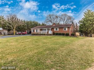 Photo of 11615 GLADHILL BROTHERS RD, MONROVIA, MD 21770 (MLS # FR10171947)