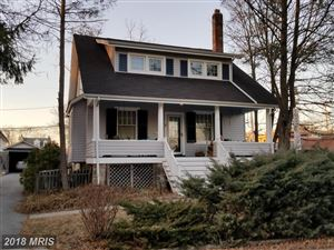 Photo of 8 WALDRON AVE, BALTIMORE, MD 21208 (MLS # BC10151948)