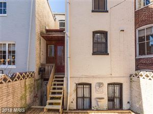 Tiny photo for 1511 28TH ST NW, WASHINGTON, DC 20007 (MLS # DC10167948)
