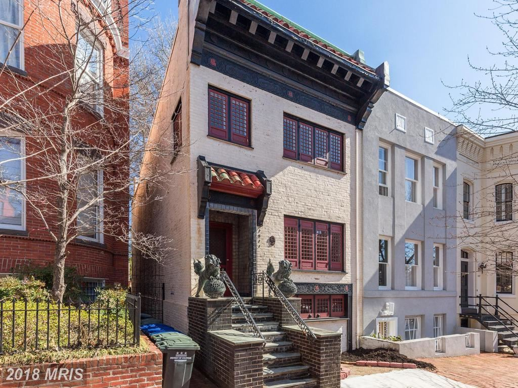 Photo for 1511 28TH ST NW, WASHINGTON, DC 20007 (MLS # DC10167948)