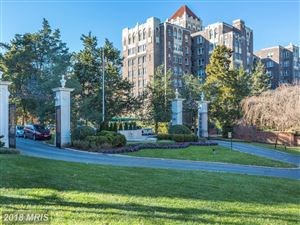 Photo of 4000 CATHEDRAL AVE NW #142B, WASHINGTON, DC 20016 (MLS # DC10111950)