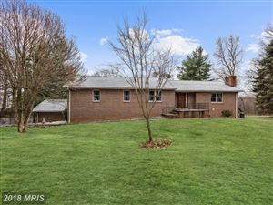 Photo of 11406 OLD FREDERICK RD, MARRIOTTSVILLE, MD 21104 (MLS # HW10186953)