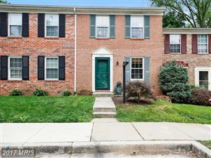 Photo of 6404 DUCKETTS LN #5-2, ELKRIDGE, MD 21075 (MLS # HW9971953)
