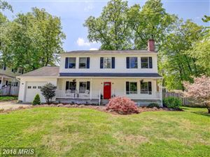 Photo of 413 HIGHLAND DR, EDGEWATER, MD 21037 (MLS # AA10222954)