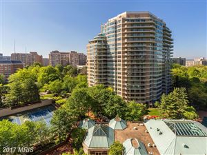 Photo of 5600 WISCONSIN AVE #1-306, CHEVY CHASE, MD 20815 (MLS # MC10113955)