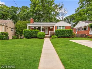 Photo of 114 WHITMOOR TER, SILVER SPRING, MD 20901 (MLS # MC10274956)