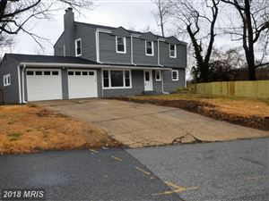 Photo of 5000 FABLE ST, CAPITOL HEIGHTS, MD 20743 (MLS # PG10133956)