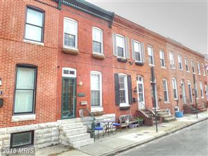 Photo of 1735 CLARKSON ST, BALTIMORE, MD 21230 (MLS # BA10121957)
