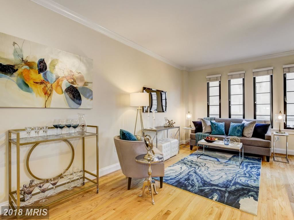 Photo for 1701 16TH ST NW #217, WASHINGTON, DC 20009 (MLS # DC10131957)