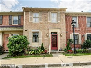 Photo of 15414 MANOR HOUSE TER, ROCKVILLE, MD 20853 (MLS # MC10324959)