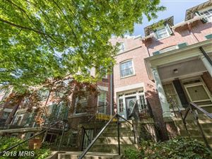 Photo of 2634 WOODLEY PL NW, WASHINGTON, DC 20008 (MLS # DC10240962)