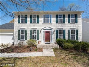 Photo of 2996 WINDING RIVER PL, LAUREL, MD 20724 (MLS # AA10199963)