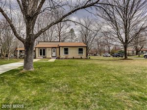Photo of 6614 DOVECOTE DR, COLUMBIA, MD 21044 (MLS # HW10197968)