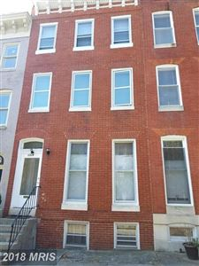 Photo of 1319 LOMBARD ST, BALTIMORE, MD 21223 (MLS # BA10298969)