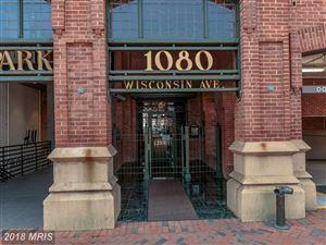 Tiny photo for 1080 WISCONSIN AVE NW #101, WASHINGTON, DC 20007 (MLS # DC10256971)
