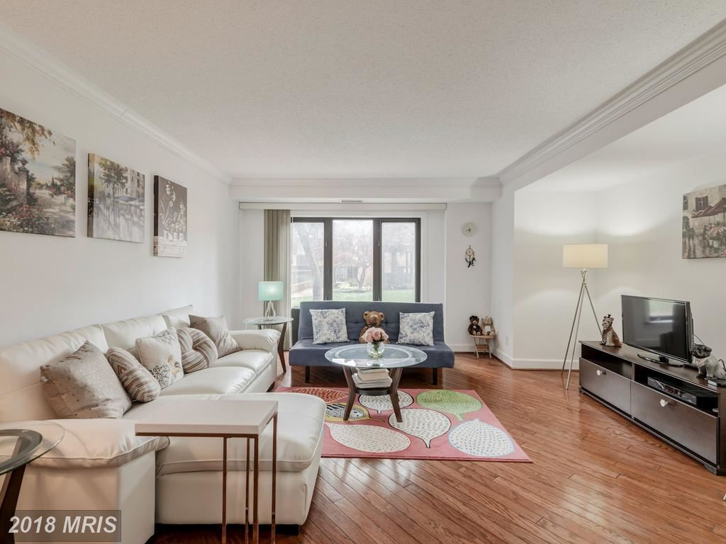 Photo for 1080 WISCONSIN AVE NW #101, WASHINGTON, DC 20007 (MLS # DC10256971)
