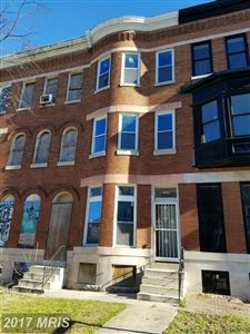 Photo of 2327 LINDEN AVE, BALTIMORE, MD 21217 (MLS # BA10116973)