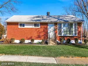 Photo of 8612 DOVEDALE RD, RANDALLSTOWN, MD 21133 (MLS # BC10120975)