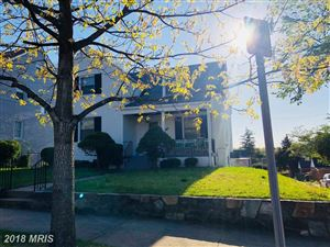 Photo of 5922 2ND ST NW, WASHINGTON, DC 20011 (MLS # DC10224975)